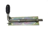 Засов малый с пружиной (280 мм.)