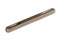 Квадратный стержень для ручек S8х8х140 мм