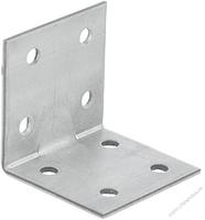 Уголок крепежный 50х50х50 (100шт.) 2 мм.