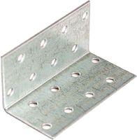 Уголок крепежный 40х40х80 (100шт.) 2 мм.